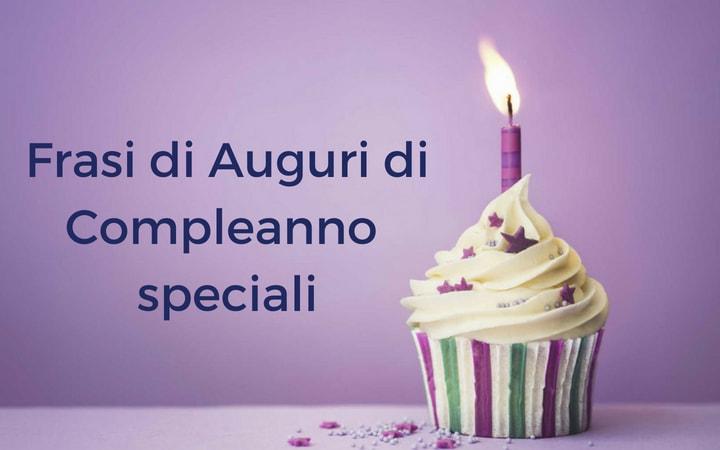 Auguri Di Buon Compleanno A Una Persona Speciale