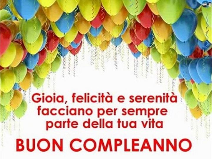auguri buon compleanno