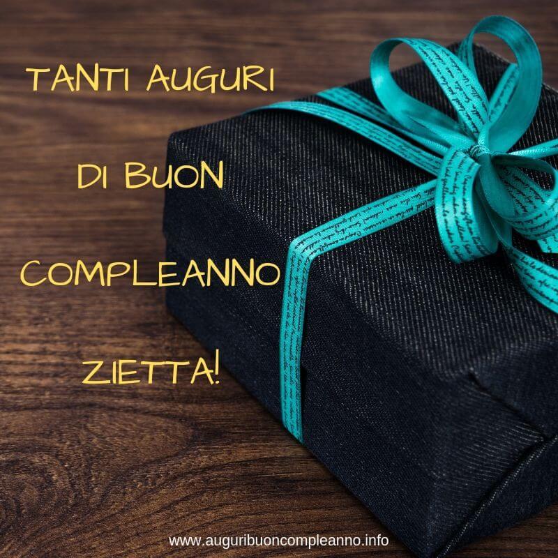 auguri di buon compleanno zietta