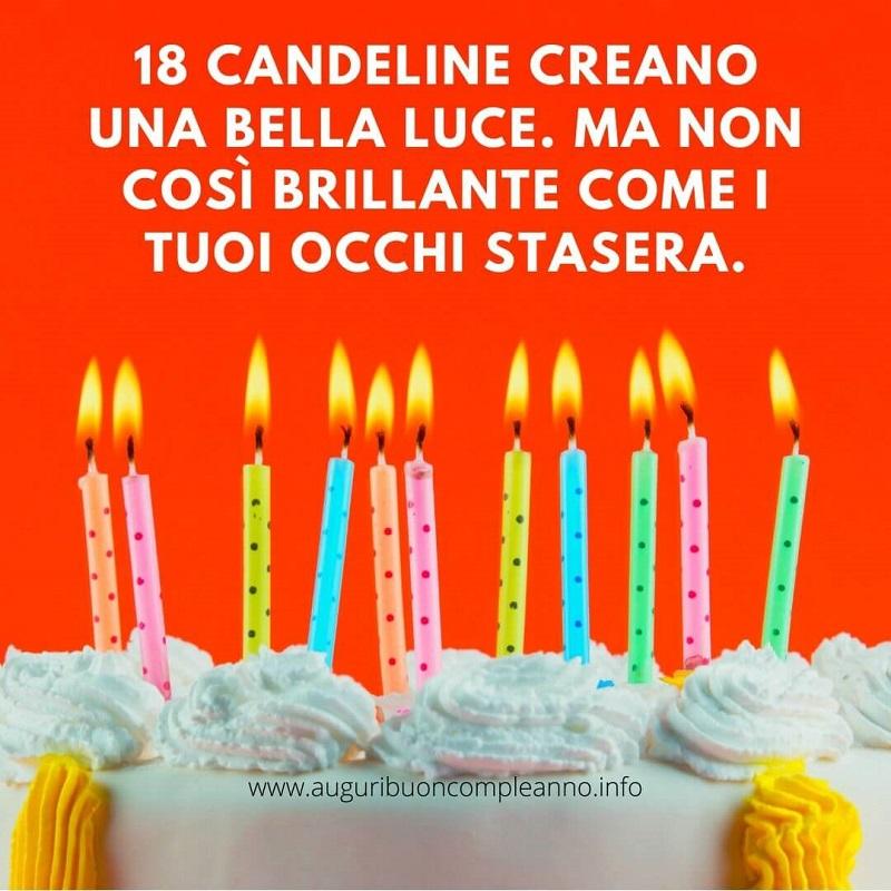 buon compleanno 18 anni